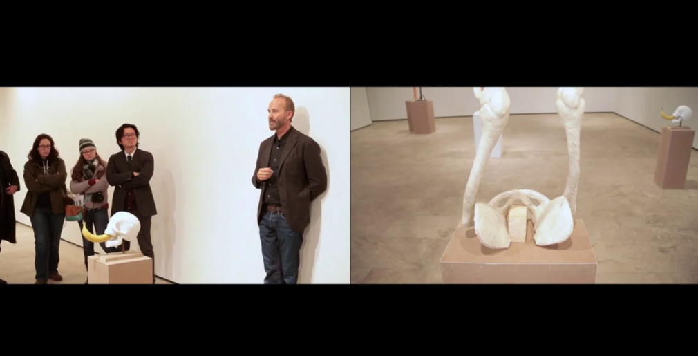 Erwin Wurm in conversation with Peter Doroshenko