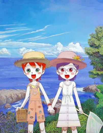 MR. Hiromi and Nau's Summer, 2007