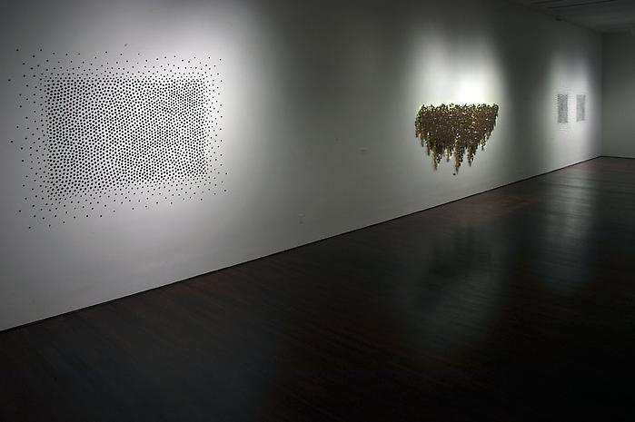 Teresita Fernández Installation at the Blanton Museum of Art, 2009