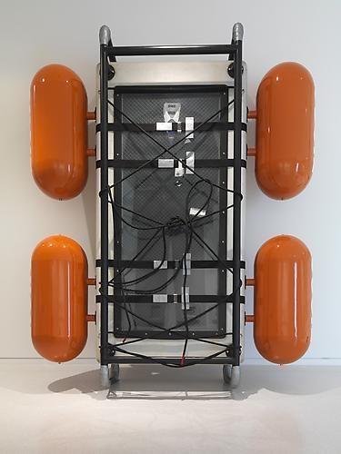 ASHLEY BICKERTON Installation View