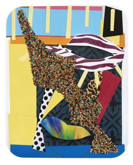 MICKALENE THOMAS, Untitled #17, 2016
