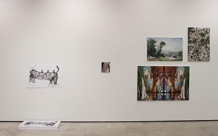 Law of the Jungle Installation View 8