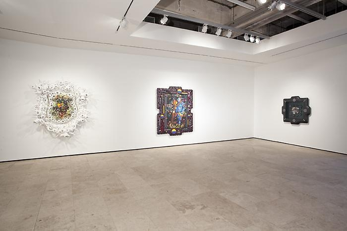 ASHLEY BICKERTON Nocturnes Installation View 2