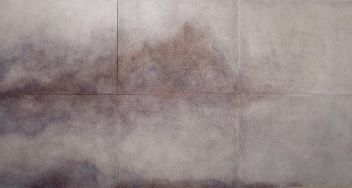 TERESITA FERNANDEZ Smoke (Violet), 2005