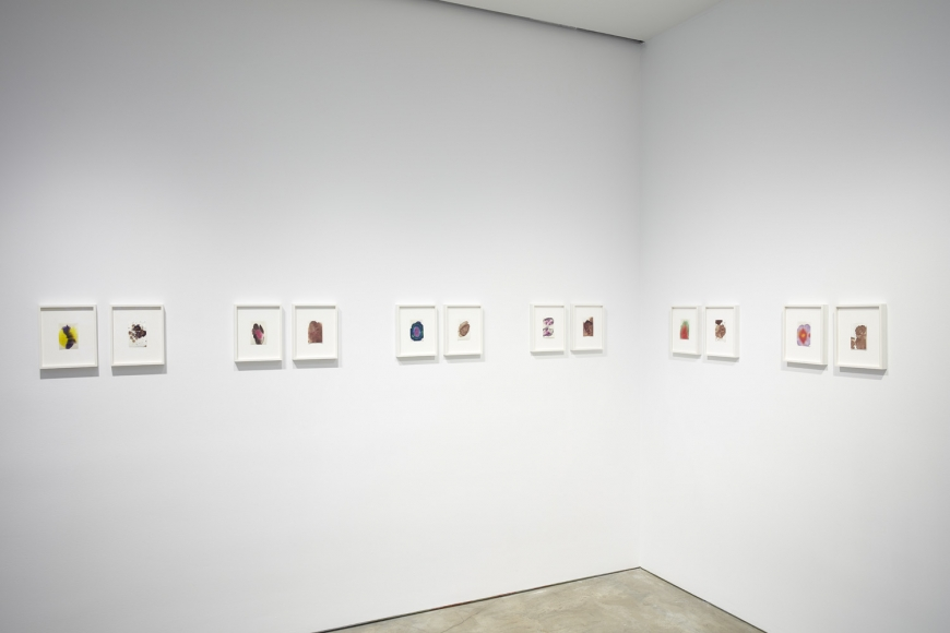 Tim Rollins and K.O.S., Workshop, Installation view at Lehmann Maupin, New York