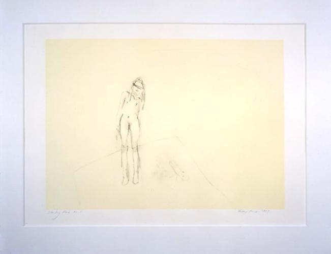 TRACEY EMIN Standing Alone No.1, 1999