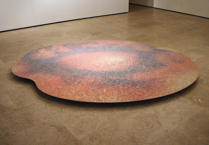 TERESITA FERNANDEZ Eruption (Large), 2005