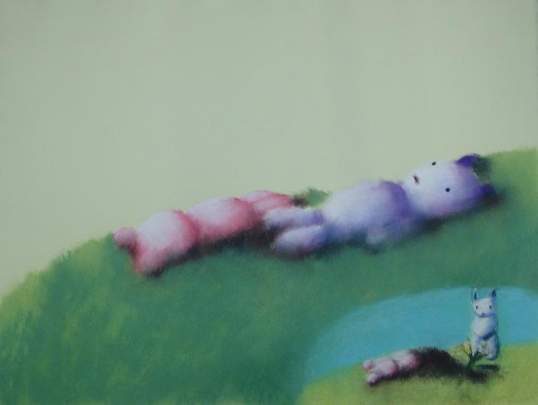 MIE YIM, shihh, 2003