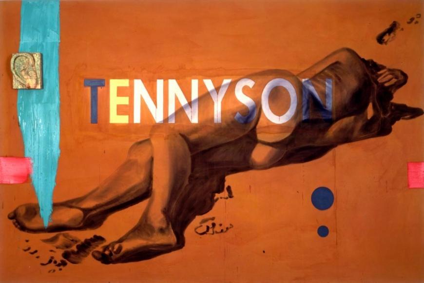 大衛·è–©åˆ© Tennyson, 1983
