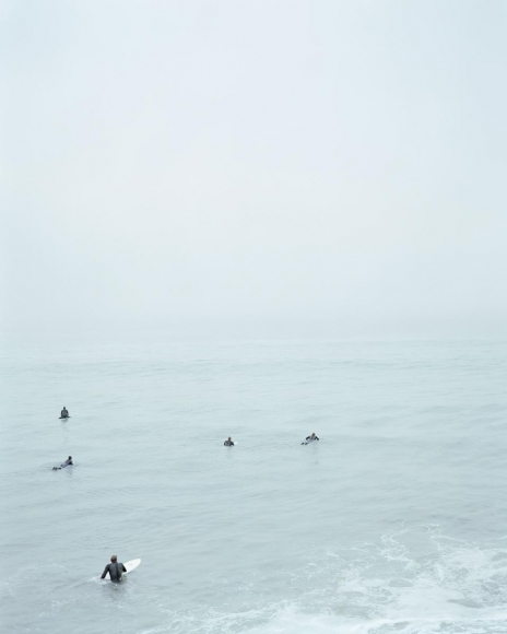 "嘉芙蓮·å¥¥æ¯"" Untitled #4 (Surfers), 2003"
