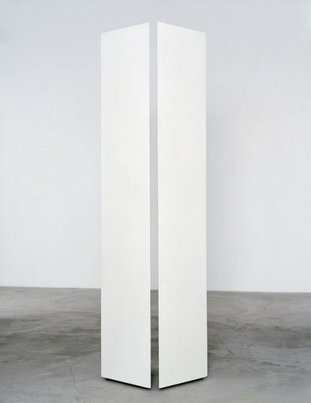 MARY CORSE, Triangular Columns, 1965