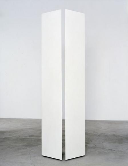 MARY CORSE, Triangular Columns, 1965