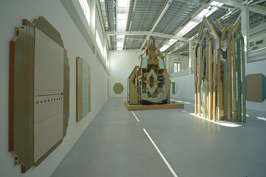 LIU WEI, Installation view