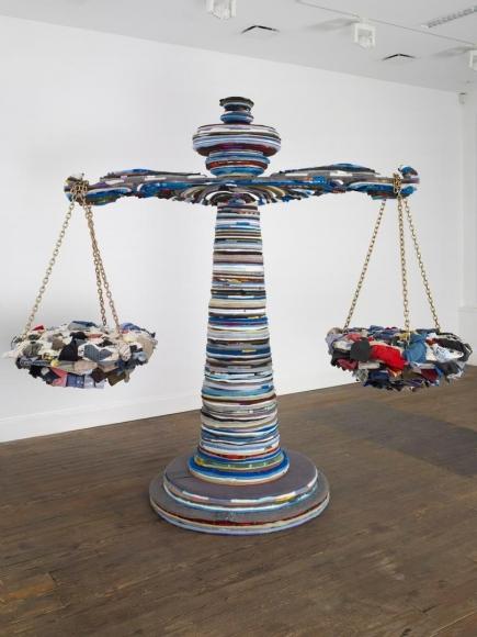 NARI WARD, Blank Scale, 2012