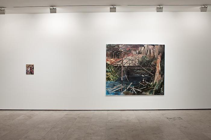 HERNAN BAS Occult Contemporary, installation view 4