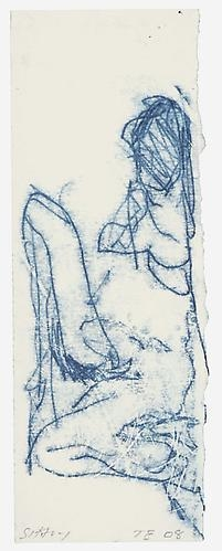 TRACEY EMIN Sitting, 2008