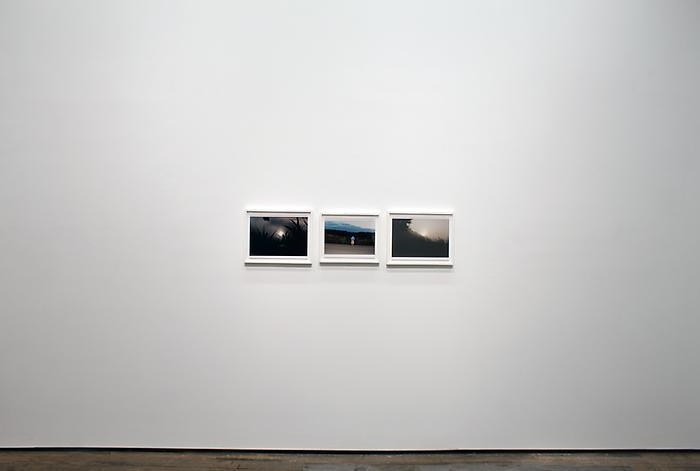 Installation view of Juergen Teller exhibition at Lehmann Maupin in New York in 2012, view 4
