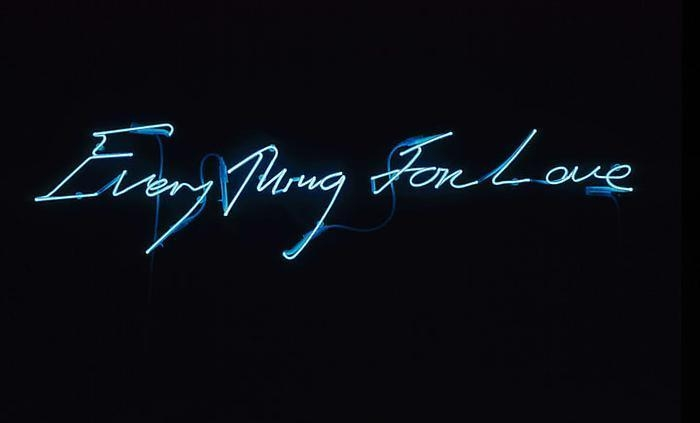 TRACEY EMIN Everything for love, 2005