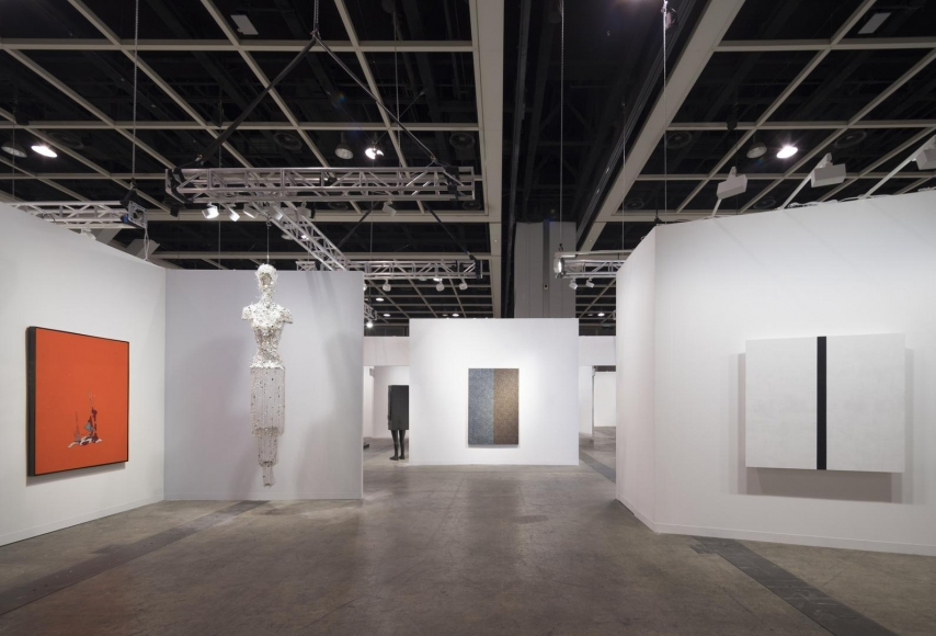 Art Basel Hong Kong, Booth 1C21