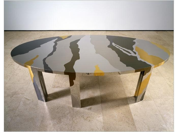 Untitled (Tiger Table), 2005