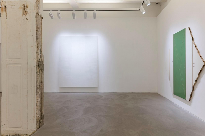 Radical Materiality installation view 3