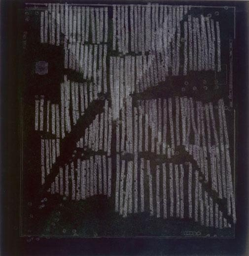GUILLERMO KUITCA, Untitled, 1996