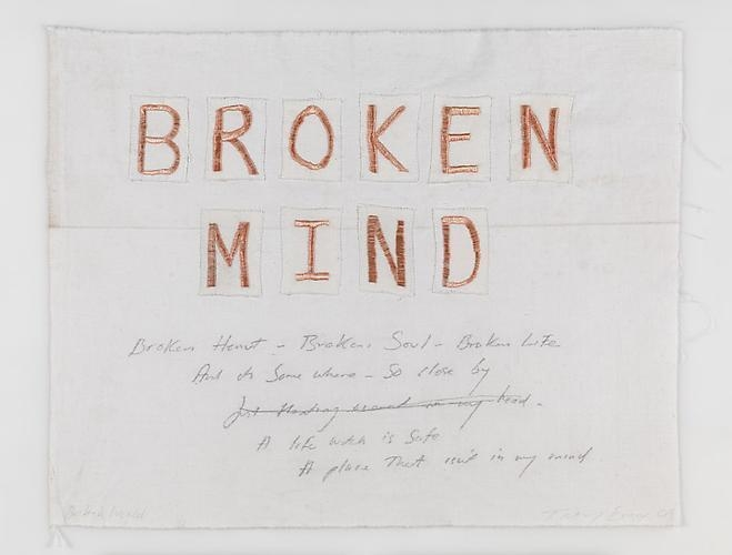 TRACEY EMIN Broken World, 2009