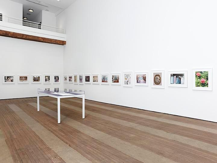 Catherine Opie, 700 Nimes Road Installation view 1