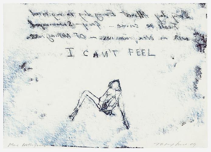 TRACEY EMIN More Nothingness, 2009