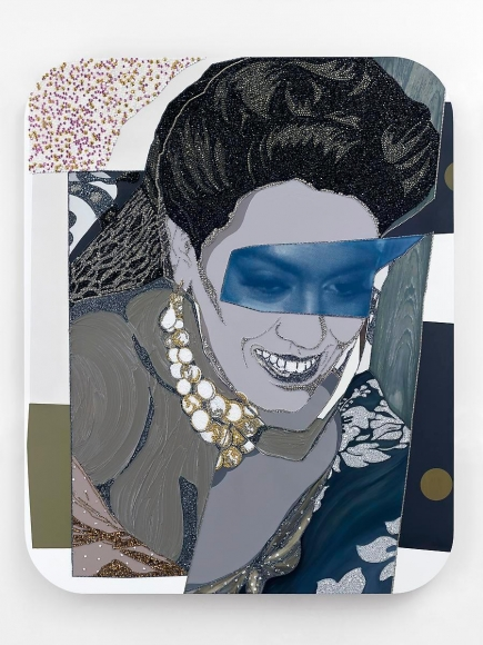 MICKALENE THOMAS Clarivel #2, 2014