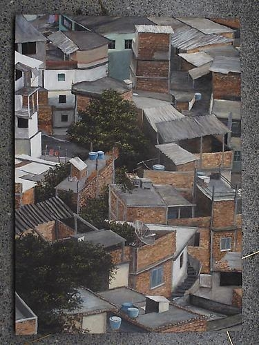ADRIANA RICARDO Rocinha, 2010
