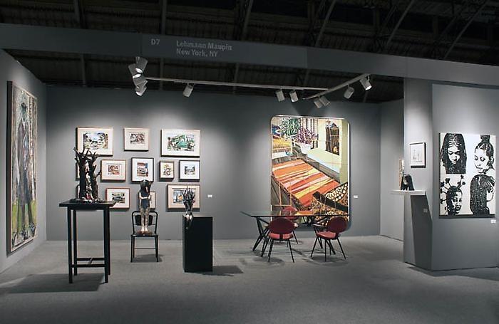 ADAA: The Art Show 2012