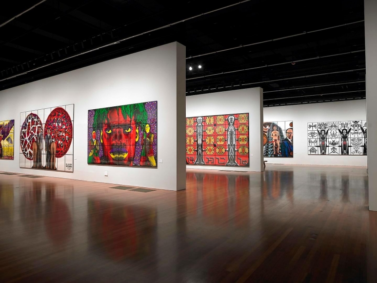 GILBERT & GEORGE: Major Exhibition