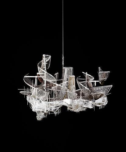 LEE BUL Sleeping in Reverse, 2010