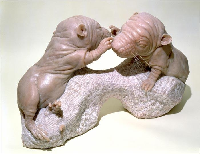 Pride, 2001 cultured marble