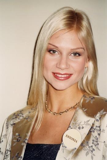 Miss Estonia, 2000