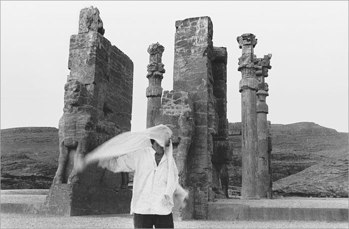 Persepolis #16, 1998
