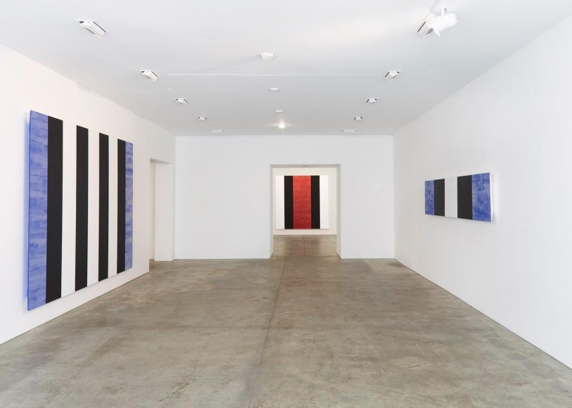 Mary Corse Installation view 1