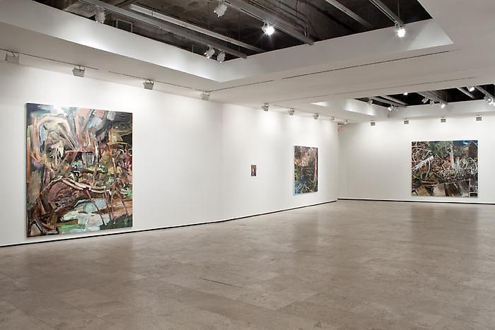 HERNAN BAS Occult Contemporary, installation view 2