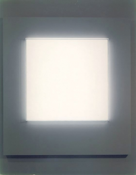 MARY CORSE, Untitled (White Light Series), 1966