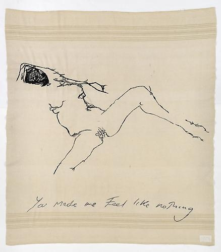 TRACEY EMIN Just Like Nothing, 2009