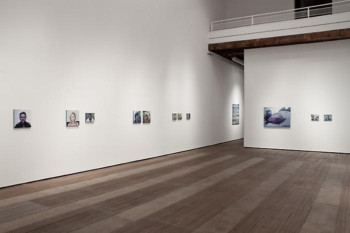 SANDRO KOPP There You Are Installation View 2