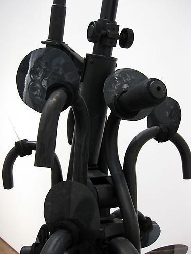 NARI WARD Ambulascope (detail), 2010