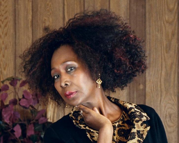 MICKALENE THOMAS Sandra Leaning with Head Back, 2012