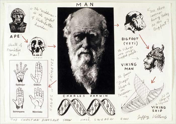 Prehistoric Dinograms: Man, 2001