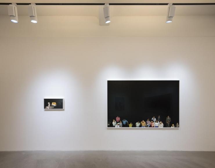 Alex Prager installation view 10