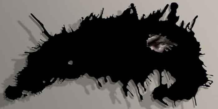 TONY OURSLER Untitled, 2008