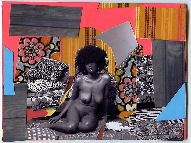 MICKALENE THOMAS Left Behind, 2010