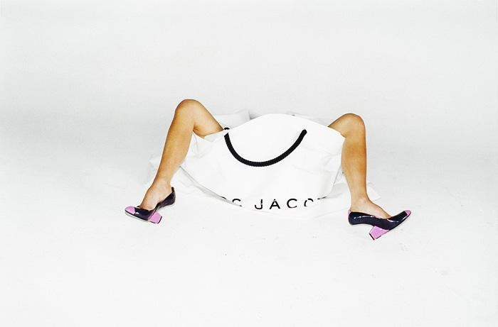 JUERGEN TELLER Victoria Beckham, Marc Jacobs Campaign SS08, Legs, Bag, and Shoes, LA, 2007