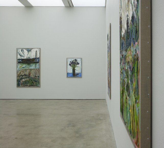BILLY CHILDISH: unknowable but certain, Installation view, ICA, London